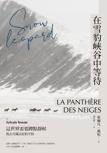 在雪豹峽谷中等待:這世界需要蹲點靜候,我去青藏高原拍雪豹  電子書  udn 讀書吧